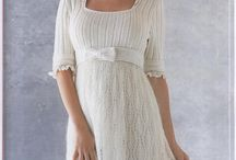 rochii , tunici crosetate