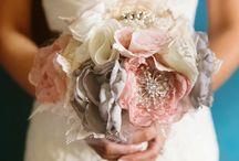 Bröllop-bukett