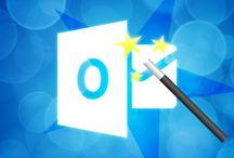 Outlook tips / by Priscilla Smith