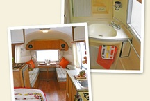 Give Me Glamping!!! / mini campers and camping in style