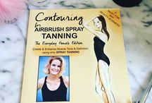 Behind the Tan Lines - Kona Tanning Inspiration - For Spray Tanners, Self Tanners, Makeup Artists and Estheticians