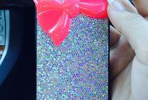 Phone Cases! / by Emily Bakken