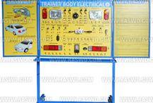 Trainer Sistem Body Electrical / Trainer Sistem Body Electrical
