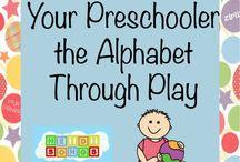 Alphabet, reading