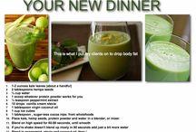 Keto board / Ketogenic diet