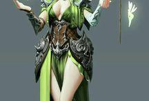 RPG Fantasy - Elfos