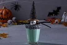 Halloween / Spooky and freaky recipes for snacks, sippers, meals and more.
