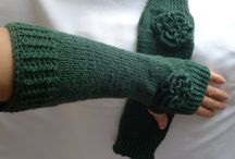 Hand made, crochet, knit, lace