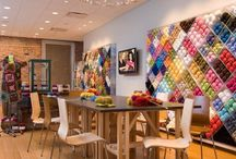 Yarn Stores I Want to Visit / by Julie Chee