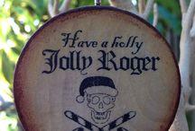 Jolly Pirate Xmas