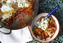 Dinner plans / Whip up a delicious meal with these tasty recipes