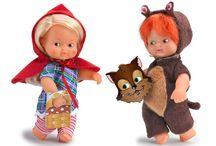 Muñecas Famosa - Barriguitas de Siempre