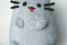 Plush Toys / Place, where happines is made. Handmade plush toys by Anna Fortune