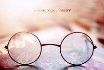 HARRY POTTER / by Molly Rapp
