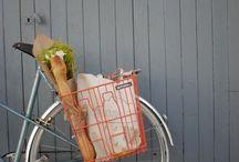 à Paris, à vélo