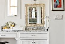 Bathroom ideas / by Leslie (LJ Neal) Mersch