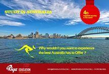 Study in Australia | Riya Education Pvt Ltd / Study in Australia #RiyaEducation #happiestcountry