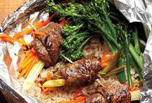 Recipes- Grill