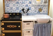 Play Kitchens and other Great ideas