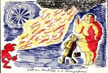 Il mio blog / Il poeta Mazin (Marc Chagall)