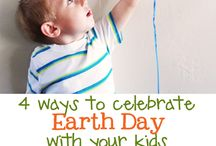 Earth Day Fun! / by LEGO KidsFest and LEGO Creativity Tour