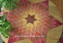 Cherrywood quilts / by Karen Lee