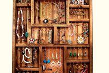 jewelery organise