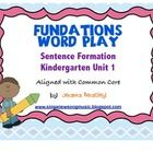 Fundations / Activities and worksheets to compliment the Wilson Fundations program.