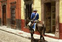 San Miguel de Allende, México / Es famoso a nivel mundial por su clima templado, los ojos de agua termal y su arquitectura. San Miguel de Allende ha atraído una gran comunidad de residentes extranjeros, que componen gran parte de la población.