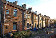 Koti, talo, rakennukset, paikat / Rakennukset, huonekalut, kodinkoneet...