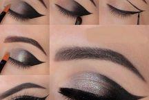 Favorite Makeup Styles.