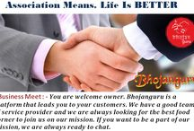 Association with Bhojanguru / We offer the best opportunities for initiative, accountability and leadership in a professional environment with entrepreneurs from starting. We launched our first market, Ghaziabad, in 2016 and are headquartered in Ghaziabad. Presently we're energetic across Ghaziabad. In June 2016 the team bhojanguru has started his work at ground level and within very short time it has expanded its business in various areas.