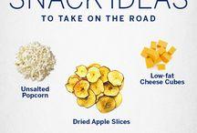 Healthy Snacks / Food