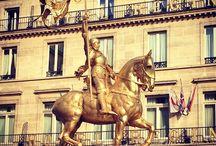 Paris / Autour de nos hôtels....