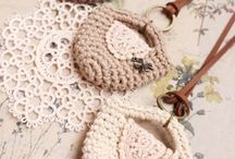 Crocheted minitures