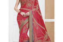 Latest Fancy Silk Saree Online
