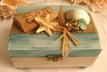 Make It @MADL - Trinket Box / Make a Trinket Box @ North Muskegon  Friday, June 26 at 10:30am You will get your very own trinket box to decorate with sand and seashells. Please call the library at 231-744-6080 to register. For ages 5 and older. madl.org