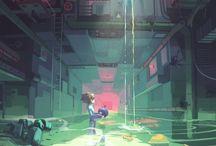 Megaman / by Mr.Nada