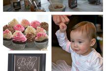 Juliet 1st birthday ideas