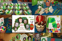 It's Party Time / Birthday party planning ideas for the kids.  / by Adina Kilpatrick