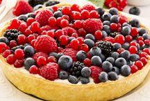 Ricette con frutti di bosco / Ricette semplici da fare con i nostri frutti surgelati.