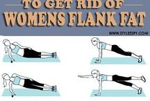 Flank fat
