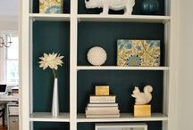 For the Home: Shelves / by Jennifer Winters