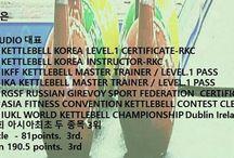 Kettlebell sport / Kettlebell snatch