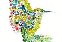 5. watercolour