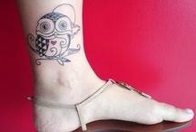 Tattoos / by Nicki Wolfe