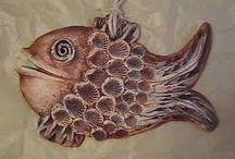 KERAMIKA ryby