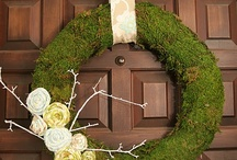 Wreaths / by Brittany Kinley