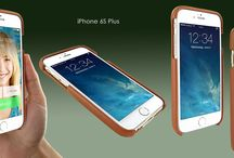 Fundas de piel para iPhone / Fundas de piel de Ubrique para iPhone 6 y iPhone 6s.