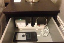 Organization, storage, home tips